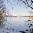 View of Loch Lomond — Stock Photo