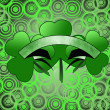 Stock Photo: Shamrock