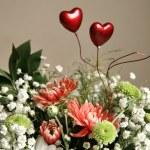 Wedding arrangement — Stock Photo #4075041
