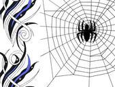 Web スパイダー — ストック写真