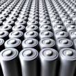 Sea of Batteries — Stock Photo #3963119