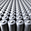 Stock Photo: Sea of Batteries