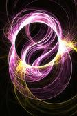 旋光 — 图库照片