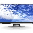 Stock Photo: HDTV