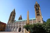 Pecs katedrali — Stok fotoğraf