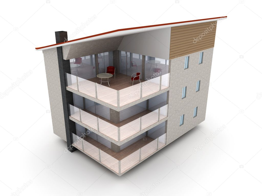 3D rendered Illustration.  Stock Photo #4166760