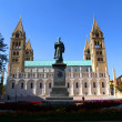 Cathedral in Pecs — Stockfoto #4294661