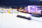 Evening in Linz — Stock Photo