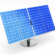 Solar Panel - Stock Photo
