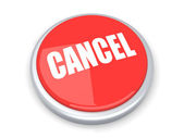 Cancel Button — Stock Photo