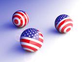 American Sphere — Stock Photo