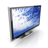 A HDTV — Stock Photo