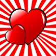 Royalty-Free Stock Imagen vectorial: A valentines day vector illustration