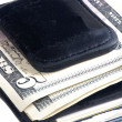 Stock Photo: Cash in Wallet