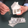 House and money — Stock Photo #5075492