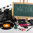 The media — Stock Photo