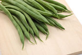 Bush beans — Stock Photo