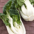 Stock Photo: Baby Bok Choy