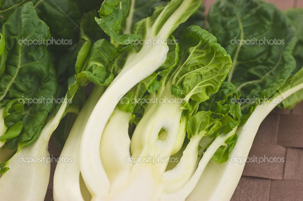 Baby Bok Choy  — Stock Photo #4699902