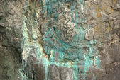 Copper Ore Deposit — Stock Photo
