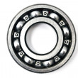 Royalty-Free Stock Photo: Ball bearing isolated on white