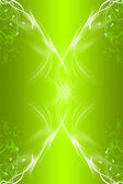 Abstract background - Spring Green — Stock Photo