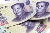 Fundo de dinheiro chinês — Fotografia Stock