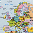 Europe map — Stock Photo #4244523