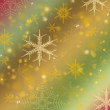 Royalty-Free Stock Photo: Colorful shiny Christmas background