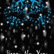 Stock Photo: Greet Card - Happy New Year