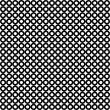 Seamless Pattern of black and white - Stock Photo