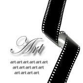 Art Film Strip — Stock Photo