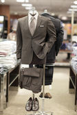 Business clothing — Stock Photo