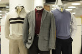 Mens clothing — Stock Photo