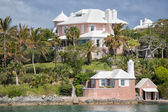 Bermuda Waterfront — Stock Photo