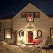 Christmas House — Foto Stock