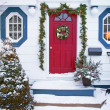 Christmas House — Stock Photo #4097674