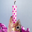 Royalty-Free Stock Photo: Birthday Fish