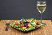 California Salad — Stock Photo