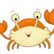 Cute Crab - Foto Stock