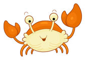 Cute Crab — Stock Photo