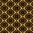 Seamless Damask Pattern — Stock Photo #4132778