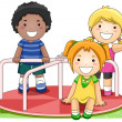 Merry Go Round — Stock Photo #4132864