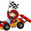 Go Kart - Stock Photo