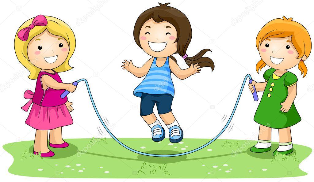 跳绳— 图库照片08lenmdp#4132855
