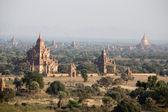Thousands pagodas valley — Stock Photo