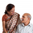 Senior Asian couple — Stock Photo #4093898