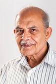 Senior Indian man — Stock Photo