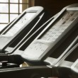 Treadmill equipment — Stock Photo