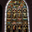 Stained glass — Stock Photo #4117792